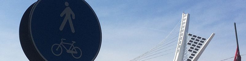 Aperto al traffico il Ponte Flaiano: istruzioni per l'uso