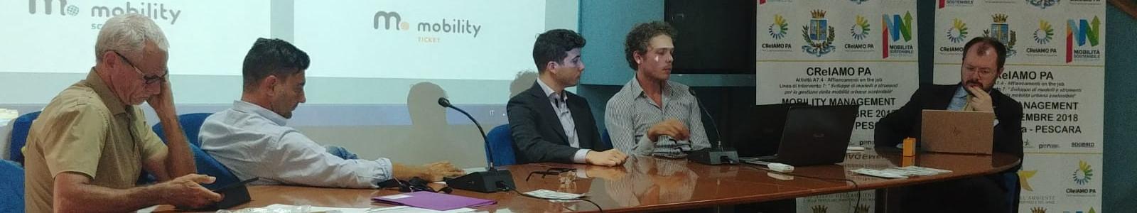 CReIAMO-PA: la scuola come attrattore di traffico e il mobility manager scolastico