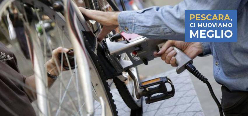 Punzonatura: un codice sul telaio che rende rintracciabile la bici